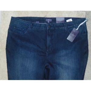 NYDJ Jeans - NWT NYDJ straight jeans 24W